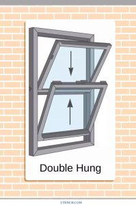 Pvc-Double-Hung-Window
