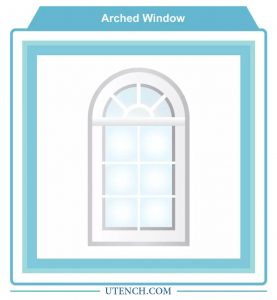 arched-casement-window