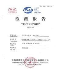 CNAS-Report