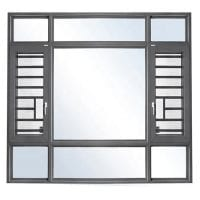 Aluminium windows supplier